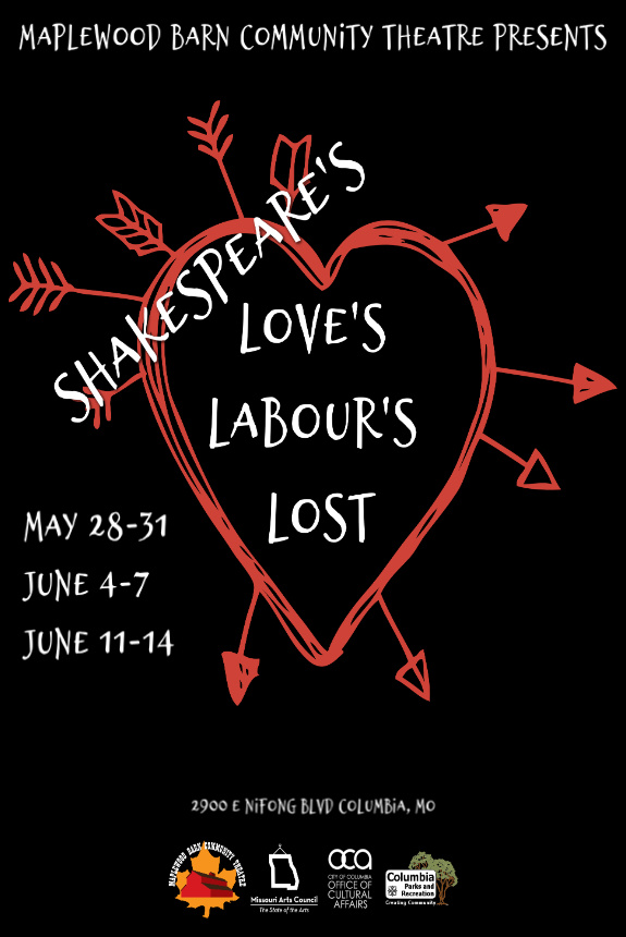 Love's Labours poster