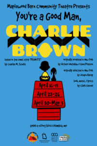 Your a good man charlie brown cover